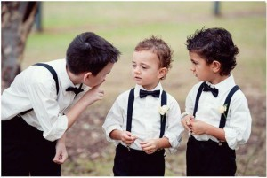2015-Summer-Boys-Wedding-Clothes-With-White-Shirt-Black-And-Pants-Nicely-font-b-Kids-b